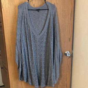 Gray Torrid Sweater
